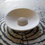 pure white in a magic circle