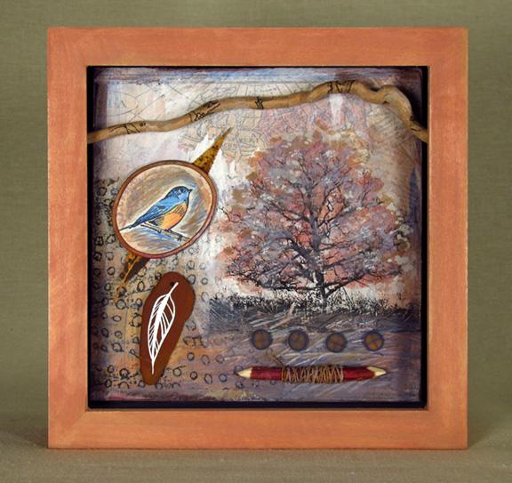Bluebird Oak
